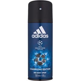 Adidas UEFA Champions League Champions Edition Deo Spray for Men 150 ml