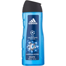Adidas UEFA Champions League Champions Edition sprchový gél pre mužov 400 ml