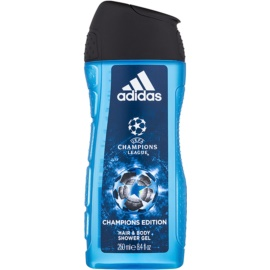 Adidas UEFA Champions League Champions Edition sprchový gel pro muže 250 ml