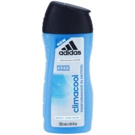 Adidas Climacool gel de duche para homens 250 ml