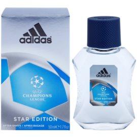 Adidas Champions League Star Edition voda po holení pro muže 50 ml