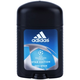 Adidas Champions League Star Edition Deo-Stick für Herren 51 g