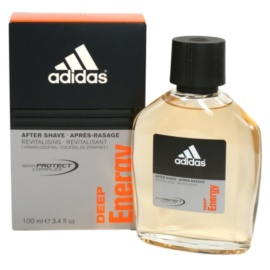 Adidas Deep Energy After Shave für Herren 100 ml