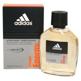 Adidas Deep Energy voda po holení pro muže 100 ml