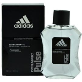 Adidas Dynamic Pulse Eau de Toillete για άνδρες 100 μλ