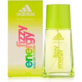Adidas Fizzy Energy Eau de Toilette für Damen 30 ml