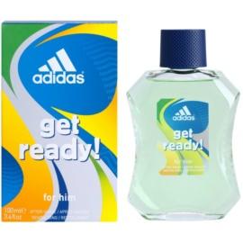 Adidas Get Ready! After Shave für Herren 100 ml