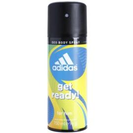 Adidas Get Ready! Deo-Spray für Herren 150 ml