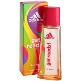 Adidas Get Ready! eau de toilette per donna 50 ml