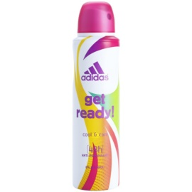 Adidas Get Ready! Cool & Care deospray pro ženy 150 ml