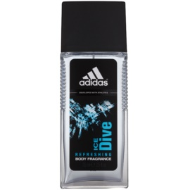 Adidas Ice Dive tělový sprej pro muže 75 ml