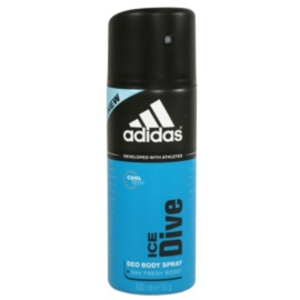 Adidas Ice Dive Deo-Spray für Herren 150 ml  24 h