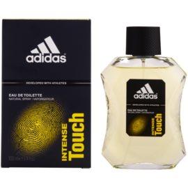 Adidas Intense Touch Eau de Toilette für Herren 100 ml
