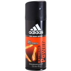 Adidas Extreme Power deodorant Spray para homens 150 ml  24 h