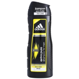 Adidas Extra Pure shampoing purifiant anti-pelliculaire  400 ml