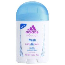 Adidas Fresh Cool & Care Deodorant Stick for Women 45 g