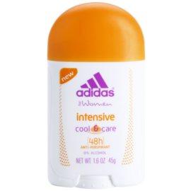Adidas Intensive Cool & Care desodorante en barra para mujer 45 g