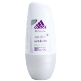 Adidas Pro Clear Cool & Care desodorante roll-on para mujer 50 ml