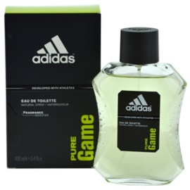 Adidas Pure Game Eau de Toilette für Herren 100 ml