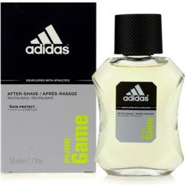 Adidas Pure Game losjon za po britju za moške 50 ml