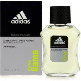 Adidas Pure Game after shave para homens 50 ml