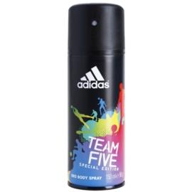 Adidas Team Five Deo-Spray für Herren 150 ml