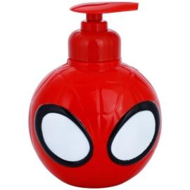 Admiranda Ultimate Spider-Man 3D sabonete líquido para crianças   300 ml