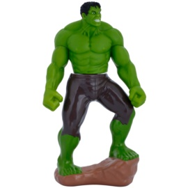Admiranda Avengers Hulk 3D Badschaum & Duschgel 2 in 1 für Kinder  400 ml