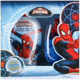 Admiranda Ultimate Spider-Man подарунковий набір І  Гель для душу 250 ml + губка