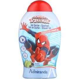 Admiranda Ultimate Spider-Man hipoallergén tusfürdő Baobab & Ginseng 250 ml