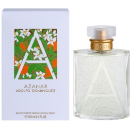 Adolfo Dominguez Azahar Eau de Toilette für Damen 100 ml