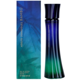 Adolfo Dominguez Bambu for Her eau de toilette nőknek 100 ml