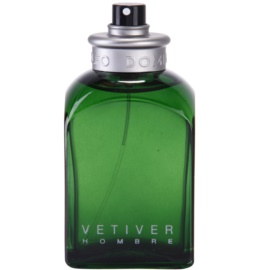 Adolfo Dominguez Vetiver Hombre туалетна вода тестер для чоловіків 120 гр