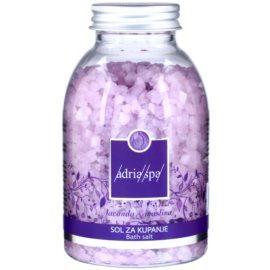 Adria-Spa Lavender & Olive relaxáló fürdősó  300 g