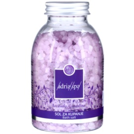 Adria-Spa Lavender & Olive сол за релаксираща вана  300 гр.