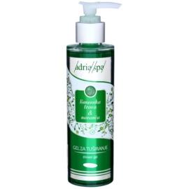 Adria-Spa Lemongrass & Orange osviežujúci sprchový gél  200 ml