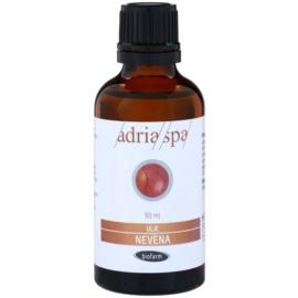 Adria-Spa Natural Oil óleo de calêndula com efeito regenerador  50 ml