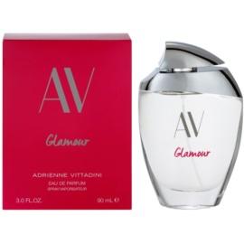 Adrienne Vittadini Glamour Eau De Parfum pentru femei 90 ml