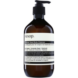 Aésop Body Coriander Seed Energizer - Duschgel  500 ml