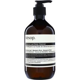 Aésop Body Geranium Leaf čistiaci sprchový gél  500 ml