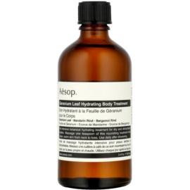 Aésop Body Geranium Leaf hydratisierende Pflege für den Körper  100 ml