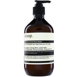 Aésop Body Rind Concentrate hydratačný telový balzam pre všetky typy pokožky  500 ml