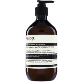 Aésop Body Rind Concentrate feuchtigkeitsspendendes Körperbalsam für alle Oberhauttypen  500 ml