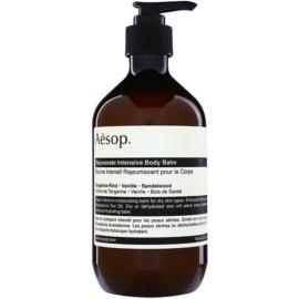 Aésop Body Rejuvenate Intensive hydratační tělový balzám pro suchou pokožku  500 ml