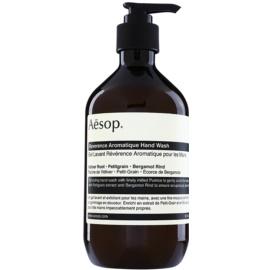 Aésop Body Reverence Aromatique exfoliačné tekuté mydlo na ruky  500 ml