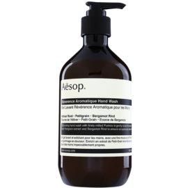 Aésop Body Reverence Aromatique exfoliační tekuté mýdlo na ruce  500 ml