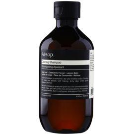 Aésop Hair Calming zklidňující šampon pro suchou a svědící pokožku hlavy  200 ml