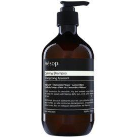 Aésop Hair Calming upokojujúci šampón pre suchú pokožku hlavy so sklonom k svrbeniu  500 ml