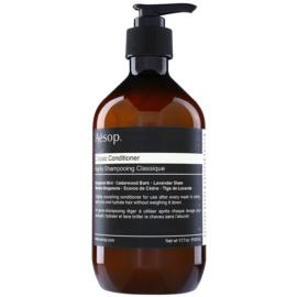 Aésop Hair Classic balsam hranitor pentru toate tipurile de par  500 ml