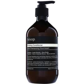 Aésop Hair Nurturing odżywka odżywiająca do włosów suchych, zniszczonych i po zabiegach chemicznych  500 ml